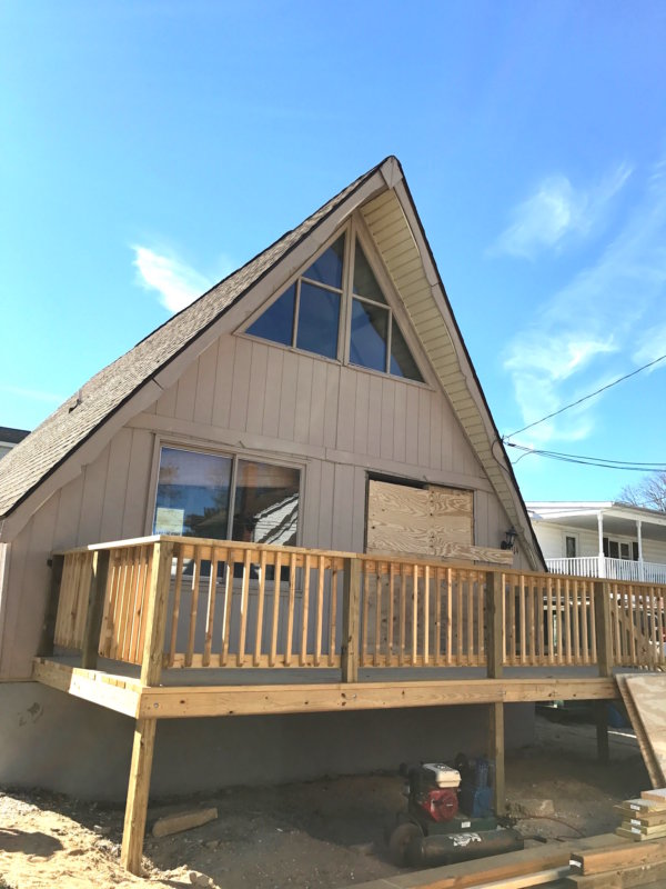 Big Beach Builds Episode 1: Amazing A-Frame | Marnie's Notebook