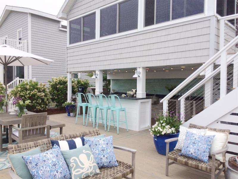 Big Beach Builds Episode 8: Backyard Beauty | Marnie's Notebook