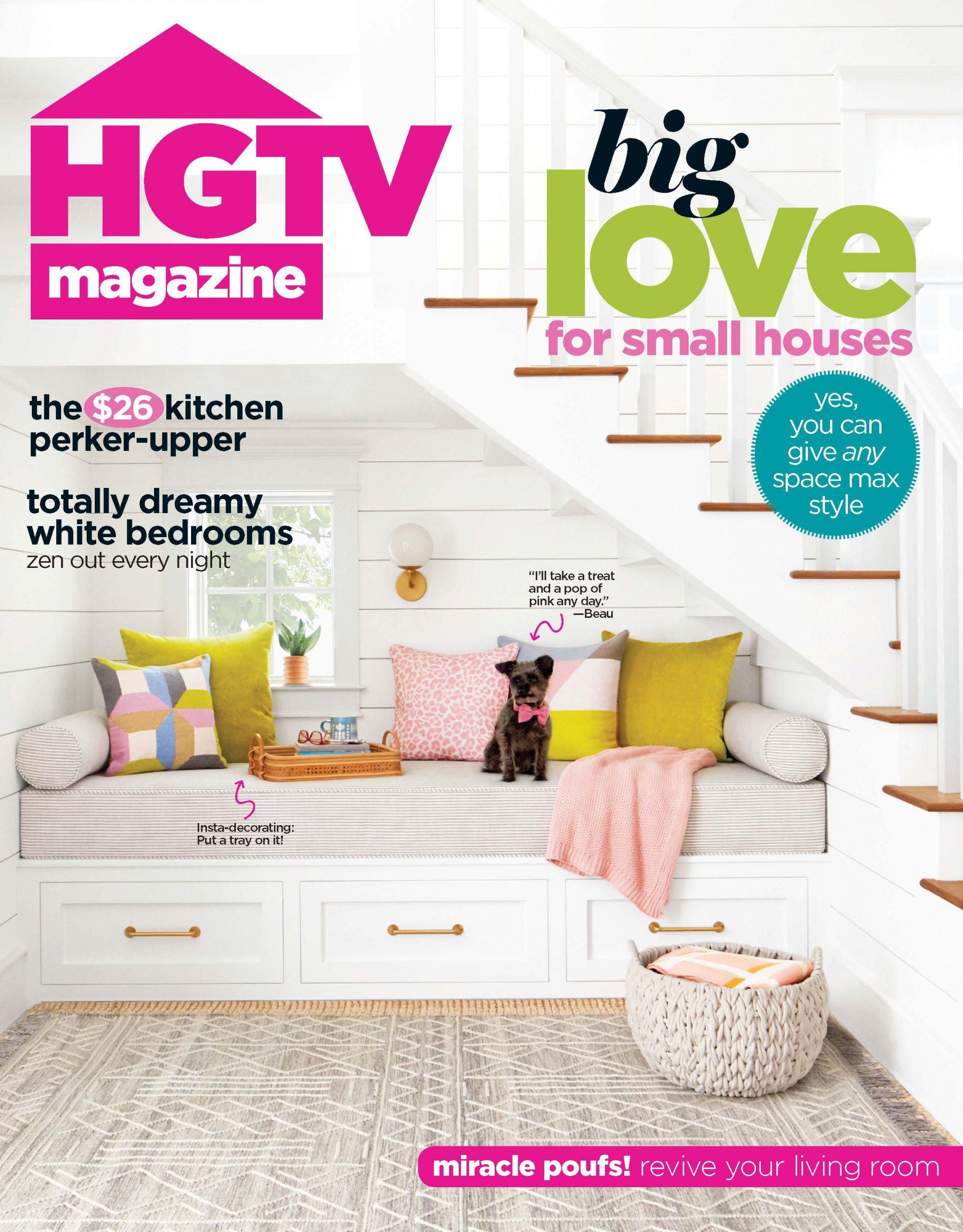 HGTV Cover