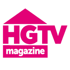 Marnie's project featured on the cover of HGTV Magazine's March issue!