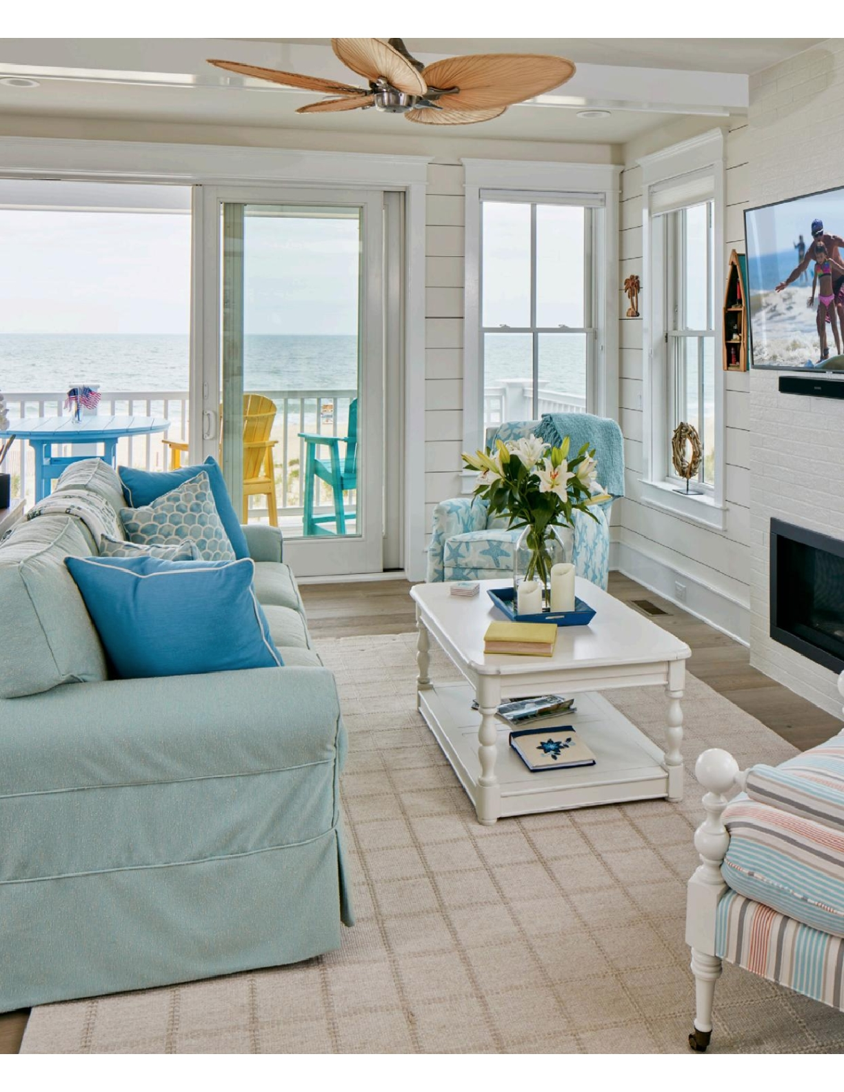 It's All About the Ocean Views