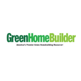 Read Marnie's Feature in Green Home Builder: Sustainable Building in Challenging Times